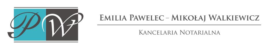 Kancelaria Notarialna Emilia Pawelec Mikołaj Walkiewicz